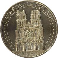 2020 MDP187 - LAON - Cathédrale De Laon (la Façade) / MONNAIE DE PARIS - Monnaie De Paris