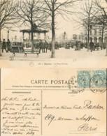 D - [509733]B/TB//-France  - (64) Pyrénées-Atlantiques, Bayonne, La Place D'Armes - Bayonne