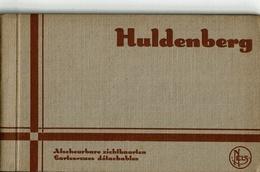 CPA- Belgique Fascicule De 10 Cartes Vierges Et Détachables Sur Huldenberg  VM16800 - Huldenberg