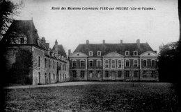 PAS CHER - Ile Et Vilaine - Piré Sur Seiche - Château Des Pères Du Saint Esprit - Plessis Gueriff - Francia