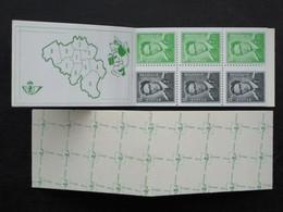 Boekje / Carnet N° 6 B6 ** 1970 Z.M. Koning Boudewijn 1561 1563 - Booklets 1953-....