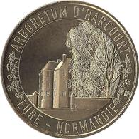 2020 MDP173 - HARCOURT - Le Château D'Harcourt 2 (Arboretum D'Harcourt) / MONNAIE DE PARIS - Monnaie De Paris