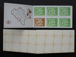 Boekje / Carnet N° 7 B7 ** 1970 Z.M. Koning Boudewijn 1562 1563 - Booklets 1953-....
