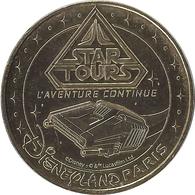 2020 MDP170 - MARNE-LA-VALLÉE - Disneyland 41 (Star Tours 2) / MONNAIE DE PARIS - Monnaie De Paris