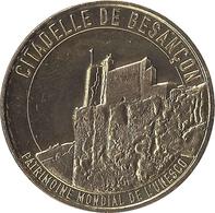 2020 MDP169 - BESANÇON - La Citadelle De Besançon 14 (Patrimoine Mondial De L'Unesco) / MONNAIE DE PARIS - Monnaie De Paris