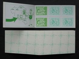 Boekje / Carnet N° 8 B8 ** 1972 Z.M. Koning Boudewijn 1657 1658 - Booklets 1953-....