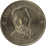 2020 MDP167 - SALINS-LES-BAINS 7 - Cœur Du Jura Tourisme (Louis Pasteur) / MONNAIE DE PARIS - Monnaie De Paris