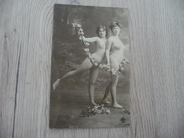 Carte Photo Nu Nude Femme Women C C C C - Fine Nudes (adults < 1960)