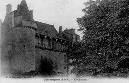 PAS CHER ET PAS COURANT - Ile Et Vilaine - Chateaugiron - Le Château - Francia