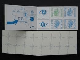 Boekje / Carnet N° 10 B10 ** 1973 Z.M. Koning Boudewijn 1700 1701 - Booklets 1953-....