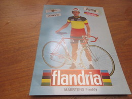 Wielrenner, Maertens Freddy - Cycling