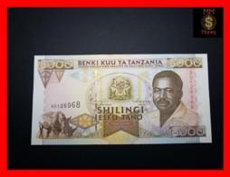 TANZANIA 5.000 5000 Shilingi 1995 P. 28   UNC - Tanzanie