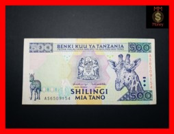 TANZANIA 500 Shilingi 1997 P. 30   VF - Tanzanie