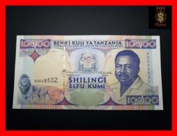TANZANIA 10.000 10000 Shilingi 1995 P. 29  UNC - Tanzanie