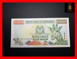 TANZANIA 1.000 1000 Shilingi 1997 P. 31  UNC - Tanzanie