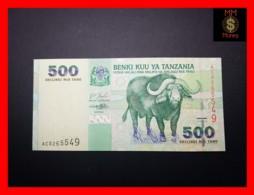 TANZANIA 500 Shilingi 2003 P. 35  UNC - Tanzanie