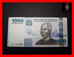 TANZANIA 1.000 1000 Shilingi 2003 P. 36 A  UNC - Tanzanie