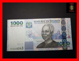 TANZANIA 1.000 1000 Shilingi 2006 P. 36 B  UNC - Tanzanie