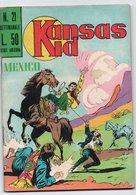 "Kansas Kid (Corno 1964)  ""serie Arizona""  N. 21 - Livres, BD, Revues"
