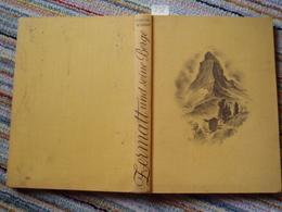 238 Theodor Wundt: Zermatt Und Seine Berge - Livres, BD, Revues