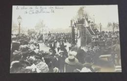 CHATELLERAULT - RARE++ LE CHAR DE LA REINE DES REINES 1911      En L état Sur Les Photos - Chatellerault