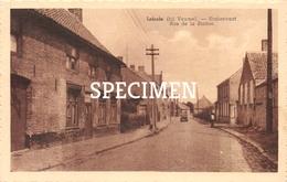 Statiestraat - Leisele - Alveringem