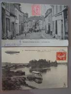LOT DE 40 CPA DE FRANCE, VOIR PHOTOS - Cartes Postales