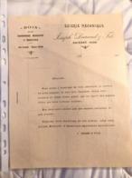 Scierie Mécanique - Joseph Durand - Saissac 192? - 1900 – 1949