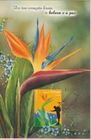 Madère Carte Maximum 2004 Fleurs Europa 230 - Madeira