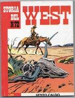 Storia Del West (Bonelli 1990) N. 72 - Bonelli