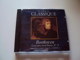 BEETHOVEN  CONCERTO POUR PIANO  N° 5 - Classique