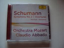 SCHUMANN  Symphony N° 2  Overtures  / Orchestra Mozart , Claudio Abbado - Classical