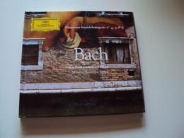 BACH  Concertos Brandebourgeois N° 4, 5 & 6 (en Livret) - Classical