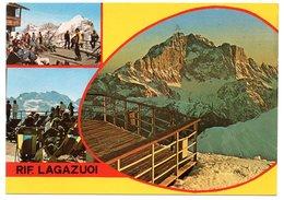 Rifugio Monte Lagazuoi - Italia