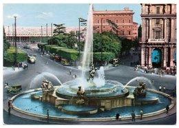 Roma - Piazza Esedra - Places & Squares