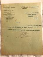 Mines D'or Du Chatelet - 1934 - 1900 – 1949