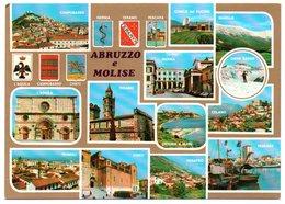 Abruzzo E Molise - Vista Delle Città - Italy
