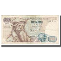 Billet, Belgique, 1000 Francs, 1965, 1965-11-30, KM:136a, TTB - [ 2] 1831-... : Koninkrijk België