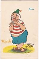 Walt DISNEY : MOUCHE : - Chocolat Tobler - - Non Classés
