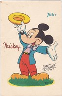 Walt DISNEY : MICKEY : - Chocolat Tobler - - Non Classés