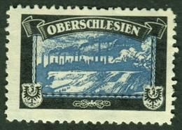 """Deutschland Kolonien + Gebiete Oberschlesien ~1920 """" Abstimmungsgebiet """" Vignette Cinderella Reklamemarke - Erinofilia"""