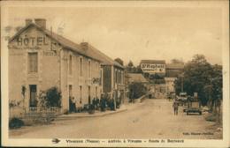 86 VIVONNE / Route De Bordeaux / - Vivonne