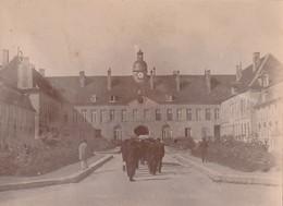 Photo 1895 CLAIRVAUX - Maison Centrale, La Cour D'honneur (A221) - Autres Communes