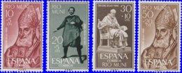 Rio Muni 1960. ~ 14 à 17* - Journée Du Timbre - Sonstige - Afrika
