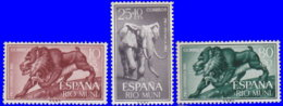 Rio Muni 1961. ~ 18 à 20* - Pour Enfance - Sonstige - Afrika