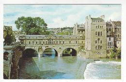 ROYAUME UNI .- Fulteney Bridge - BATH - Bath