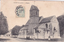 91-Janvry L'Eglise - Altri Comuni