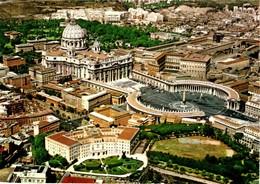 Rom (St. Peter-Platz, Luftansicht) - San Pietro