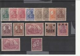 Lot Deutsches Reich Neufs - Unused Stamps