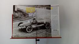 Ancienne Coupure De Presse Automobile Racer JB - Voitures (Courses)